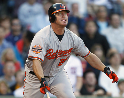 Thome disfruta la carrera por los playoffs
