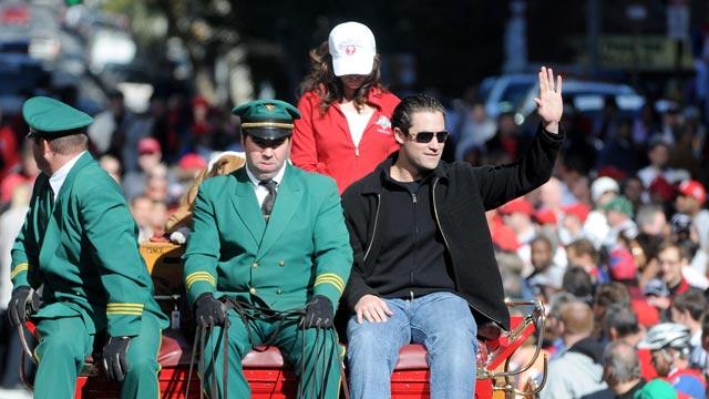 Former Phillies discuss fondest playoff memories