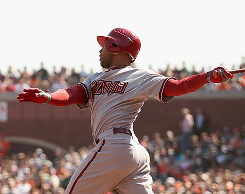 Zito domina ofensiva de los D-backs