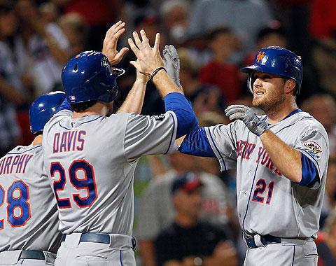 Niese brilla y los Mets vencen a los Bravos