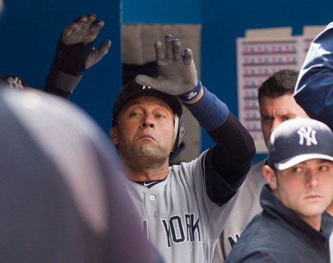 Yankees no pudieron contener a Toronto