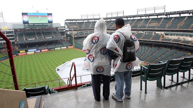 Rainout leads to unprecedented Sunday DH