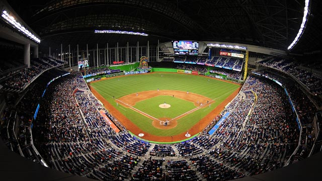 Marlins Park to host inaugural soccer match