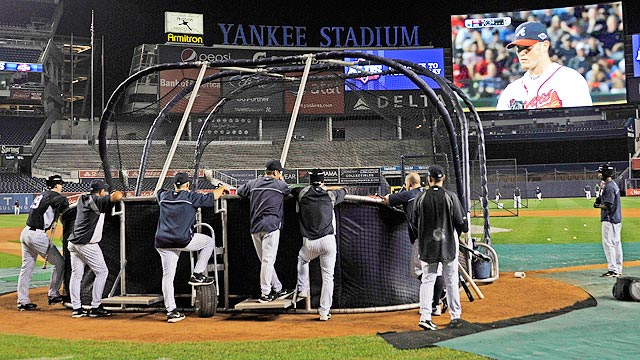 Yanks ready to hit the road, face familiar foe in O's