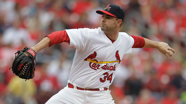 Rzepczynski earns lefty-reliever duties for NLDS