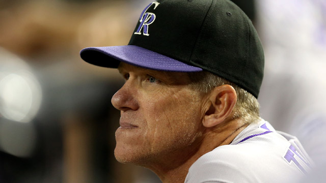 Tracy resigns his post as Rockies manager