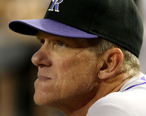 Tracy renuncia como manager de Rockies