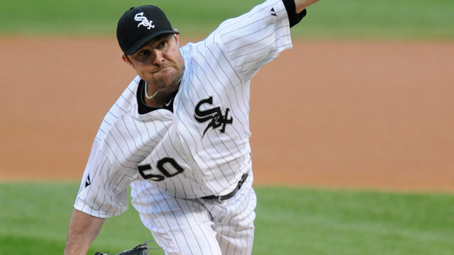 Danks looking to make fresh start in 2013