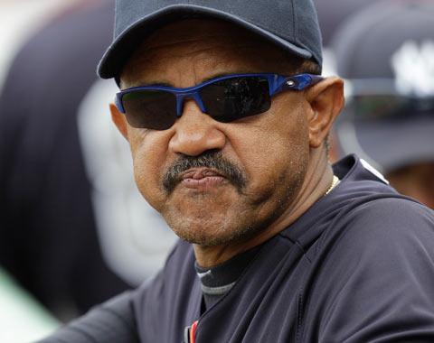 Tony Peña candidato a dirigir a Boston