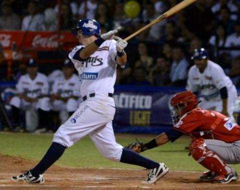 Yaquis barren a Mayos en serie inaugural