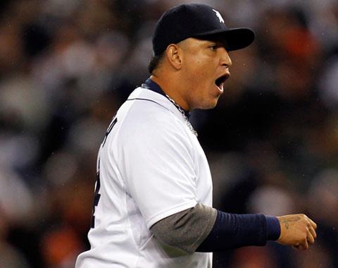 Cabrera no piensa en lo personal, sino ganar