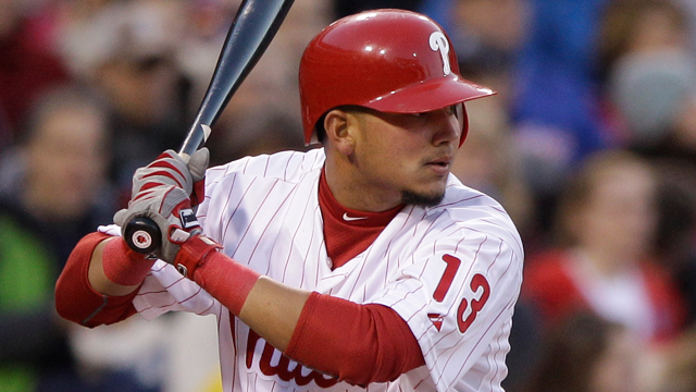 Galvis nearly hits for cycle in Aguilas' win