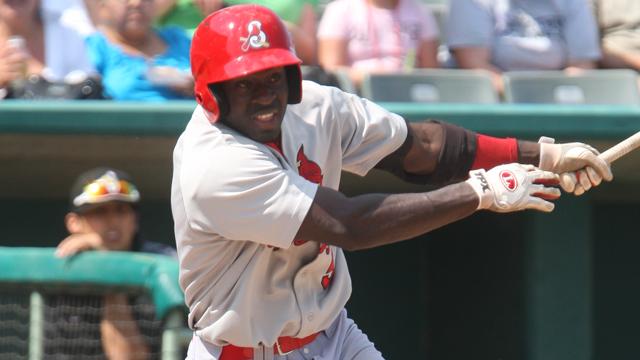Curtis sparks Caneros' seven-run first inning