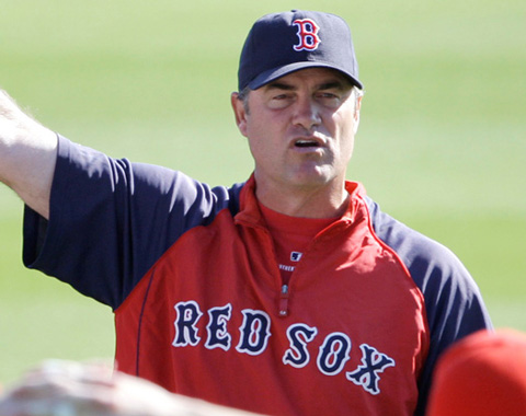 John Farrell regresa a Boston como manager