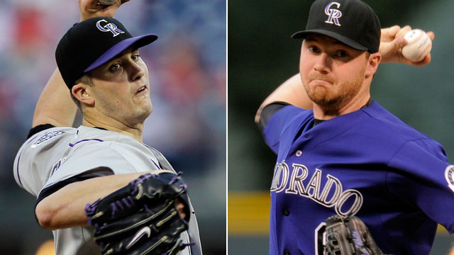 Rox need Pomeranz, White to live up to billing