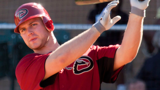 Davidson works to be D-backs' future at third