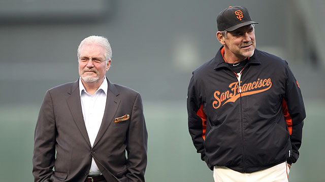 Sabean's accomplishments worthy of spotlight