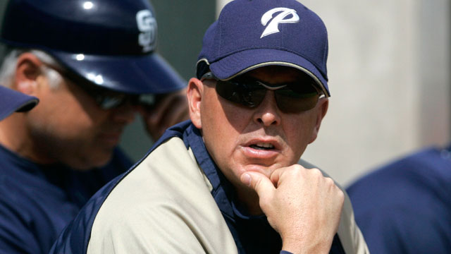 Phils look for power in numbers with Joyner hire