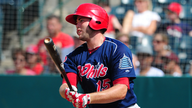 Six pack: Ruf racks up the RBIs for Tiburones