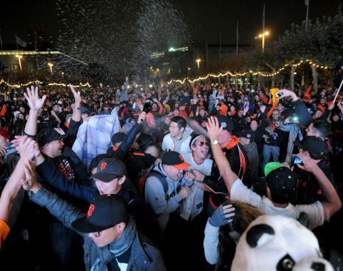 Reportan disturbios durante festejos en S.F.