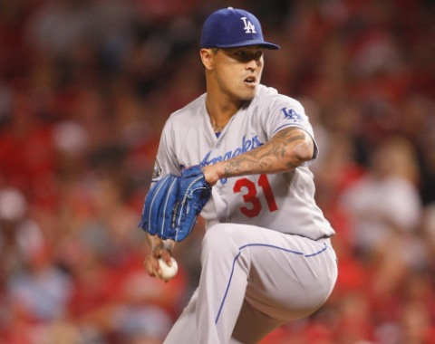 League regresa al bullpen de los Dodgers