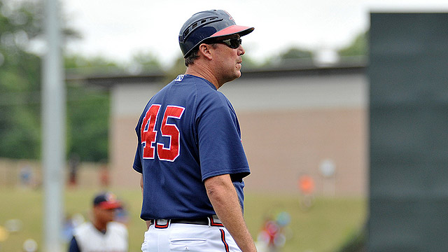 Phillies tab Brundage as manager at Triple-A