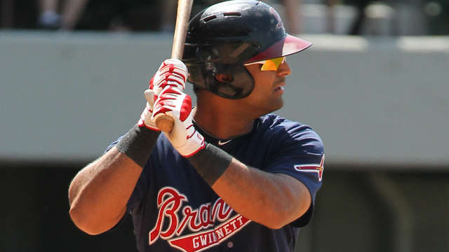 Braves' Mejia goes deep twice for Aguilas