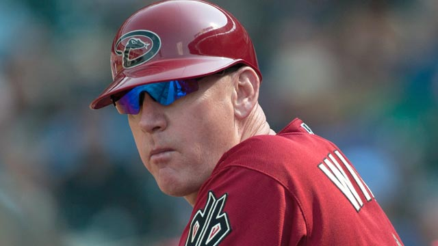 D-backs' Williams to interview for manager job