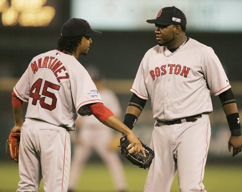 Pedro regresaría a Boston como instructor