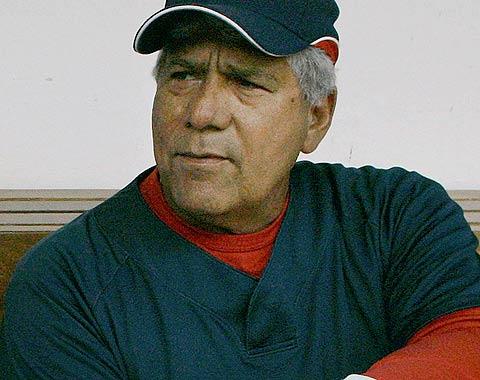 Corrales es asistente del GG de Dodgers