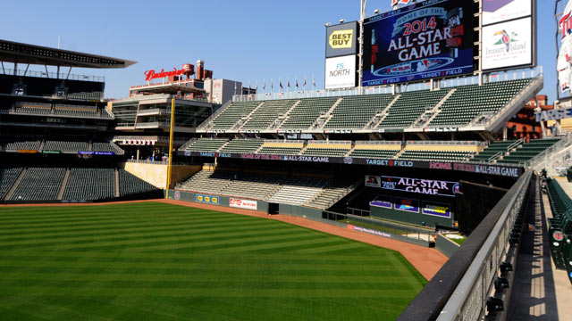 Target Field continues to be MLB's greenest park