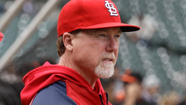 Tough to envision McGwire anywhere but St. Louis