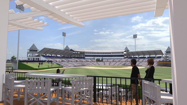 Renovations to Twins' spring home approved