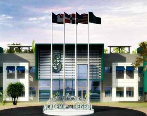 Marineros tendrán academia en Dominicana