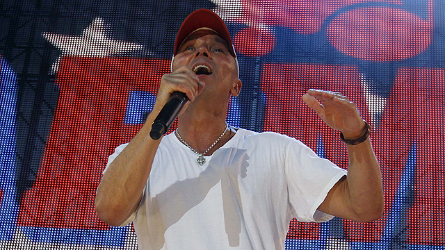 Kenny Chesney to play Miller Park on May 18