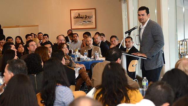 Adrian embraces Dodgers' community outreach