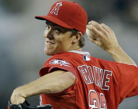 Greinke escogió a Dodgers sobre Rangers