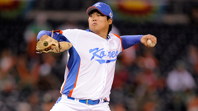 Cubs miss on reported bid for Korean lefty Ryu