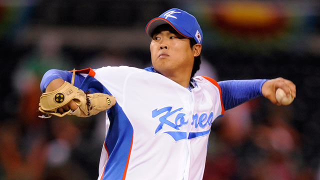 Dodgers mum on possible Ryu bid