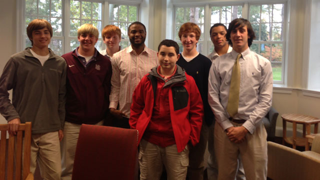 Wates gives back through mentoring
