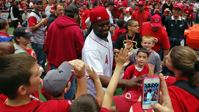 Redsfest to feature expanded kid-friendly activities