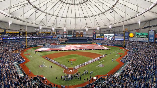 Rays to keep ticket prices affordable in 2013