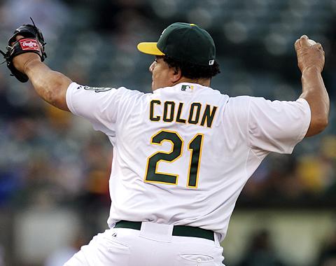 Melvin: Colón será bienvenido en Oakland