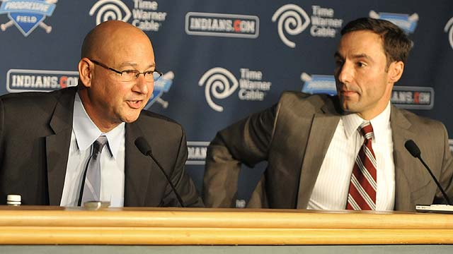 Indians front office sets standard for success