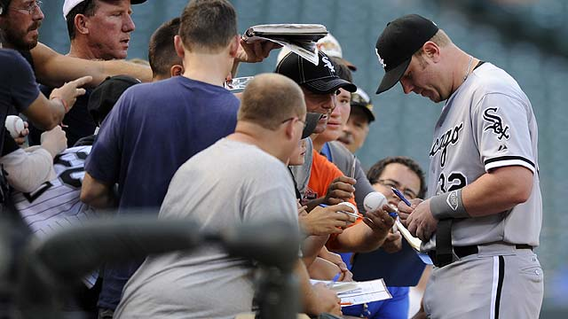 White Sox create 'Family Sunday' experience for '13