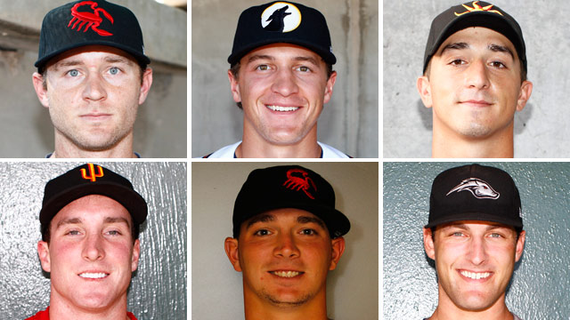 Fall League's Stenson Award nominees set