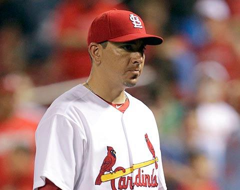 El relevista Brian Fuentes decide retirarse
