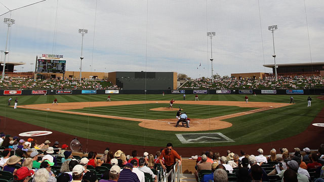 Rockies release 2013 Spring Training schedule