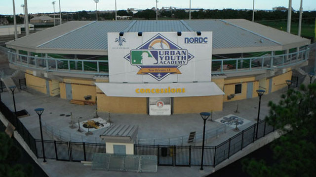 New Orleans UYA opens renovated stadium