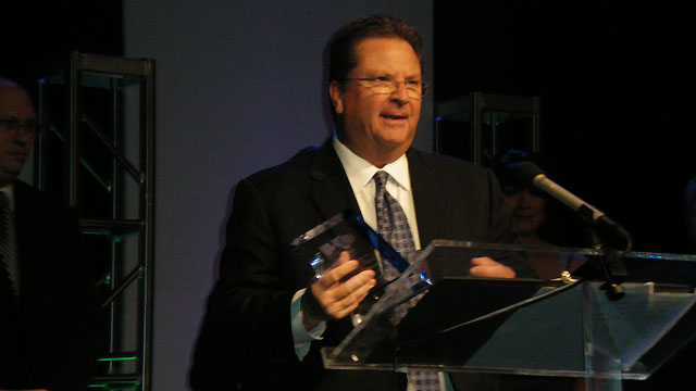 Royals honored for work in Latino community